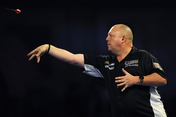 Mervyn King 2019 William Hill World Darts Championship