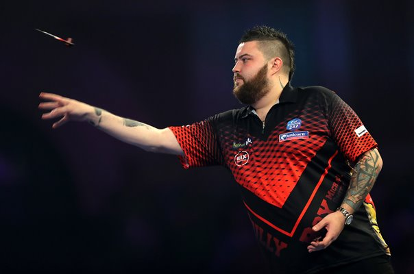 Michael Smith England Semi Final World Darts 2019
