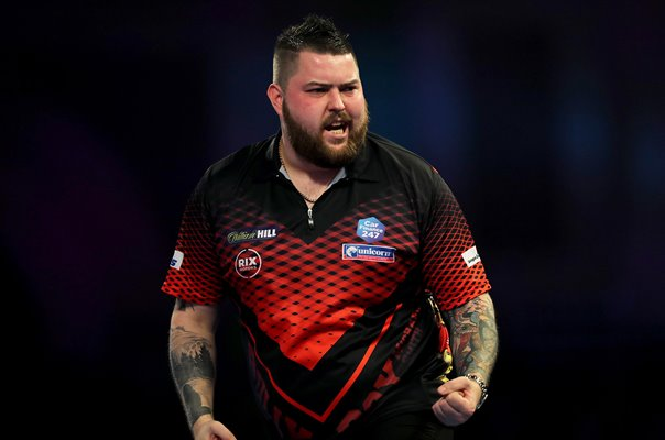 Michael Smith 2019 William Hill World Darts Championship