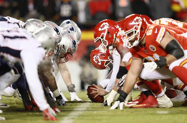 New England Patriots v Kansas City Chiefs AFC Championship 2019