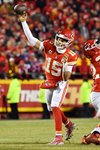 Patrick Mahomes Kansas City v New England AFC Championship 2019 Mounts
