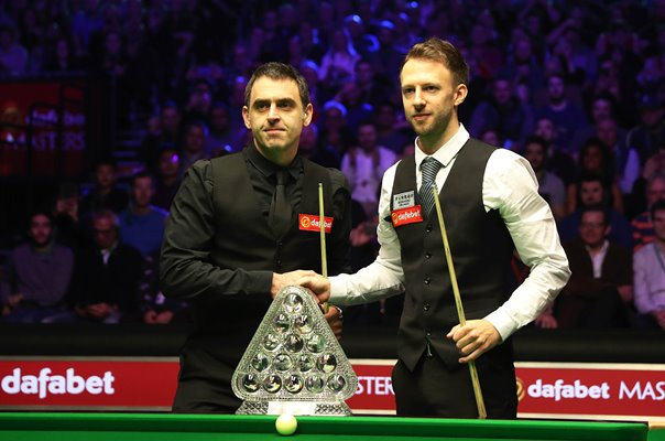 Judd Trump v Ronnie O'Sullivan Masters Final London 2019