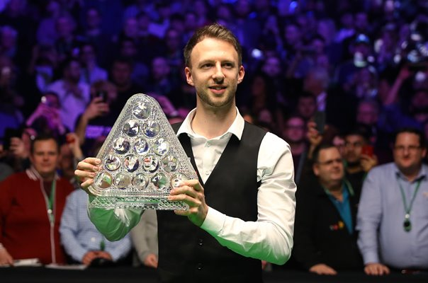 Judd Trump Masters Champion Alexandra Palace London 2019