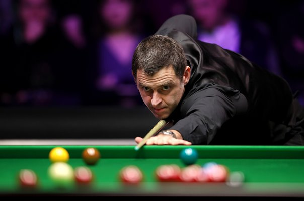 Ronnie O'Sullivan Masters Snooker Final London 2019