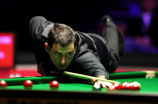 Ronnie O'Sullivan England Masters Snooker London 2019