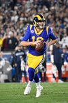 Jared Goff Los Angeles Rams Quarterback v Dallas 2019 Prints