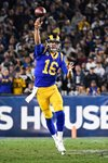 Jared Goff Los Angeles Rams v Dallas Cowboys NFC Playoffs 2019 Mounts