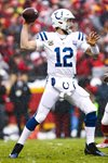 Andrew Luck Indianapolis Colts v Kansas City Chiefs Playoffs 2019 Prints