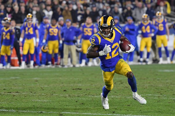 Brandin Cooks Los Angeles Rams v Dallas Cowboys NFC Playoffs 2019