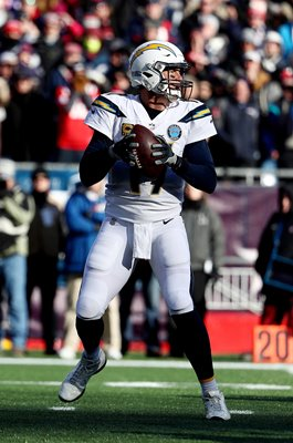 Philip Rivers Los Angeles Chargers v New England AFC Playoffs 2019