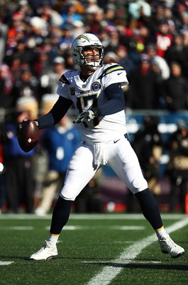 Philip Rivers Los Angeles Chargers v New England Playoffs 2019
