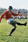 Barry John British Lions v New Zealand 1971 Canvas