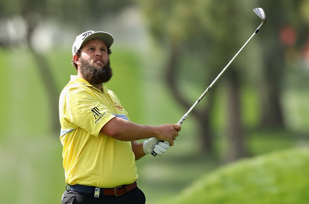 "Andrew ""Beef"" Johnston Dubai Desert Classic Emirates Club 2019"