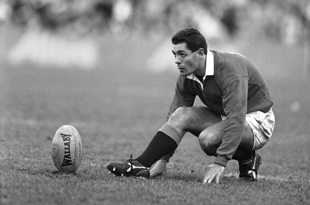 Gavin Hastings British Lions Australia Tour 1989