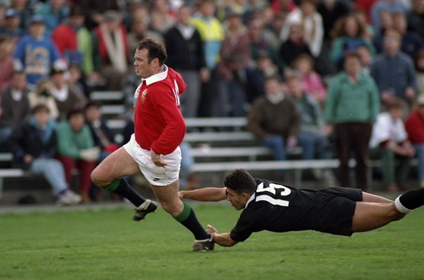 Ieaun Evans British Lions v New Zealand 1993
