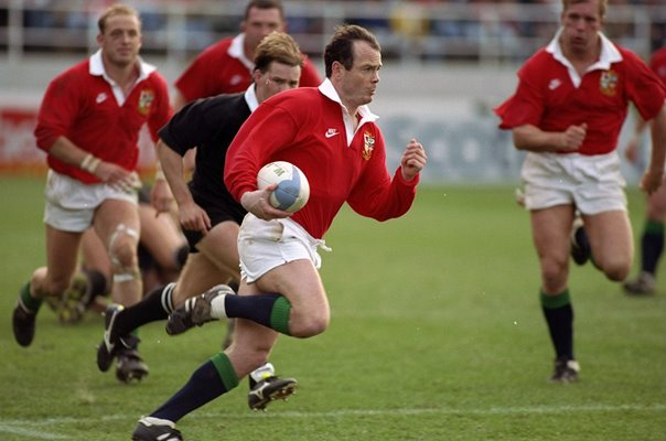 Ieaun Evans British Lions v New Zealand 3rd Test Auckland 1993