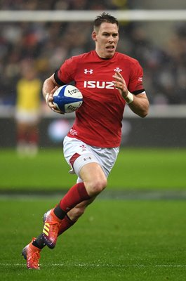Liam Williams Wales v France Paris Six Nations 2019