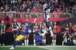 Stephen Gilmore New England Patriots Interception Super Bowl 2019 Mounts