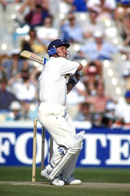 Mike Gatting England v Australia Old Trafford Ashes 1993
