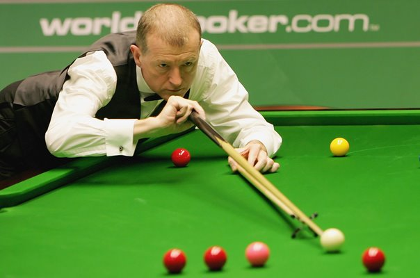 Steve Davis World Snooker Crucible Sheffield 2006