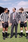 Bob Moncur, Manager Joe Harvey & Malcolm McDonald Newcastle United 1971 Prints