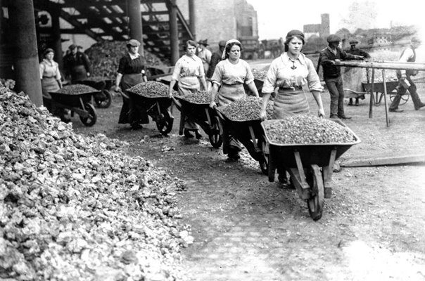 Women Navvies