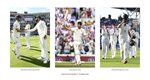 Alastair Cook Final Test Collage Presentation Prints