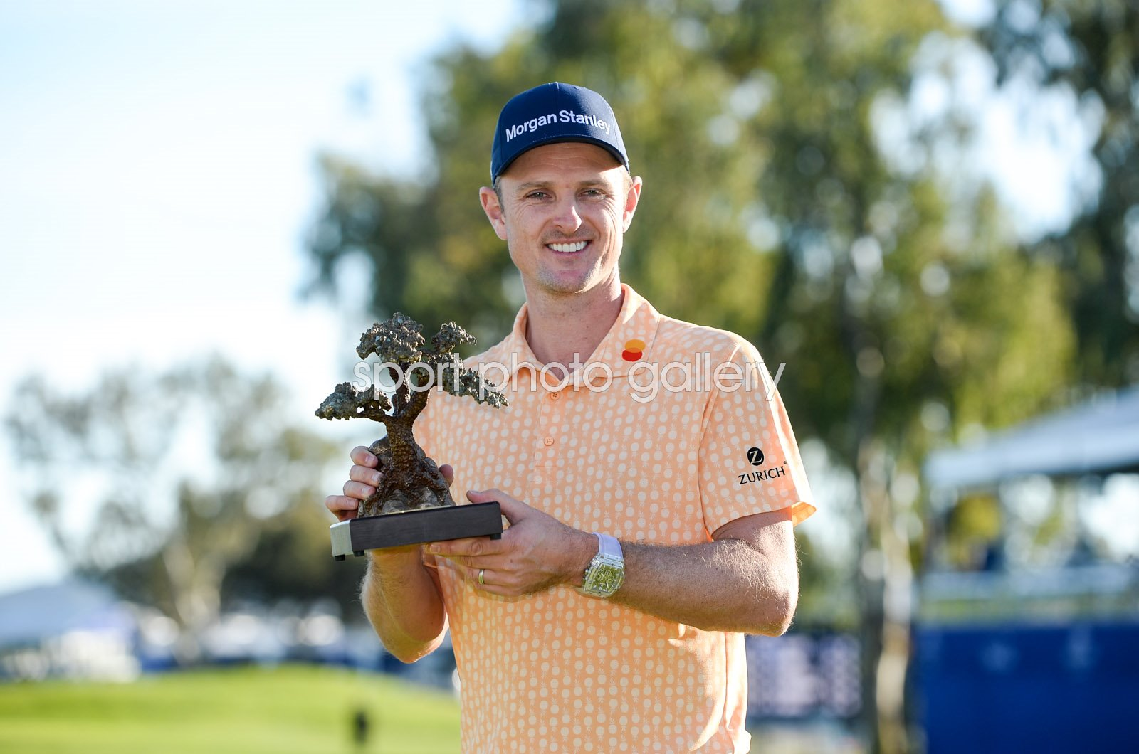 Justin Rose Farmers Insurance Open Champion Torrey Pines 2019