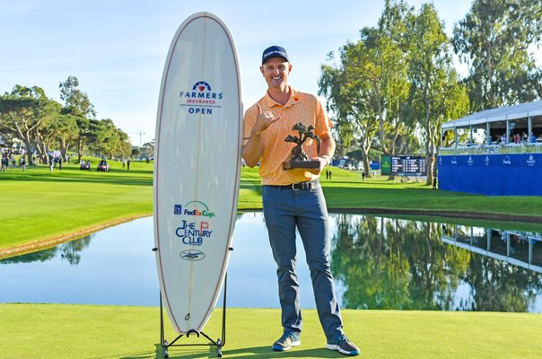 Justin Rose Farmers Insurance Champion Torrey Pines 2019