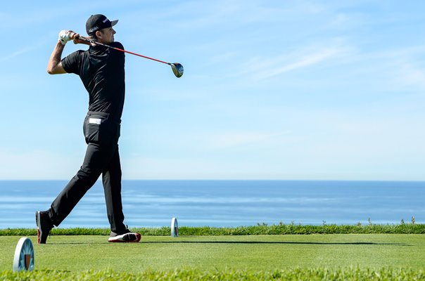 Justin Rose Farmers Insurance South Course Torrey Pines 2019