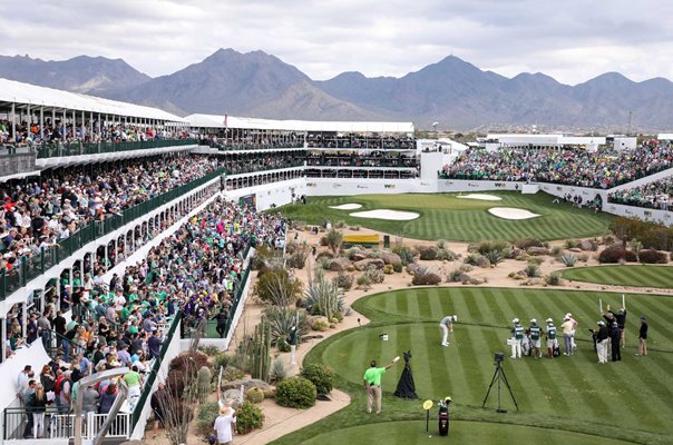 16th Tee Waste Management Phoenix Open Scottsdale 2019