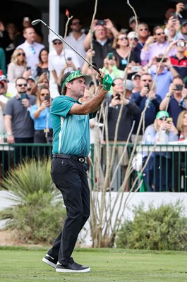 Bubba Watson 16th Tee Phoenix Open Scottsdale 2019