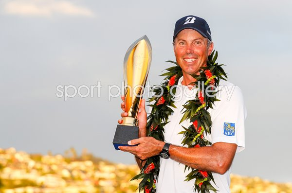 Matt Kuchar Sony Open Champion Waialae Country Club Hawaii 2019