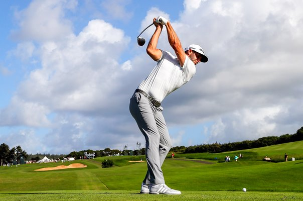 Dustin Johnson USA Tournament of Champions Hawaii 2019
