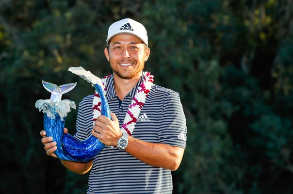Xander Schauffele USA Tournament of Champions Hawaii 2019