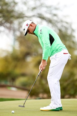 Gary Woodland USA Phoenix Open Arizona 2019