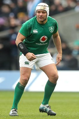 Rory Best Ireland captain v Scotland Murrayfield 6 Nations 2019