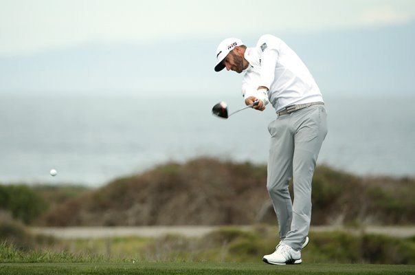 Dustin Johnson USA Monterey Peninsula Country Club 2019