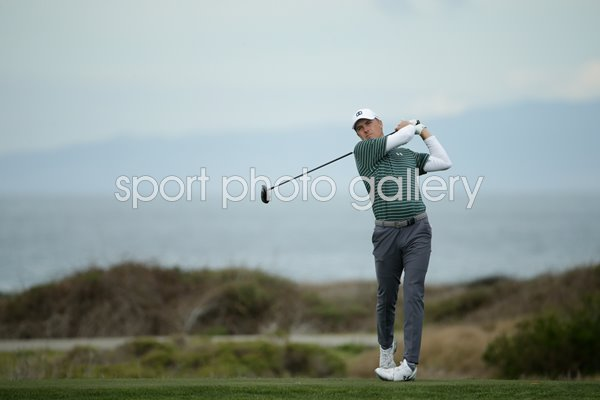 Jordan Spieth USA Monterey Peninsula Country Club 2019