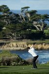 Paul Casey Spyglass Hill AT&T Pebble Beach Pro-Am 2019 Canvas