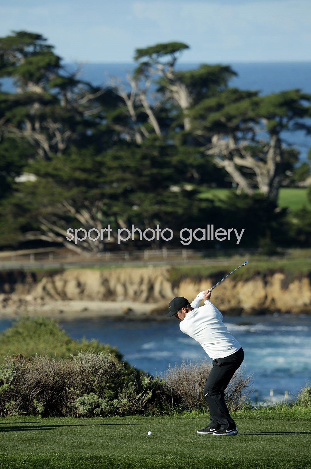 Paul Casey Spyglass Hill AT&T Pebble Beach Pro-Am 2019