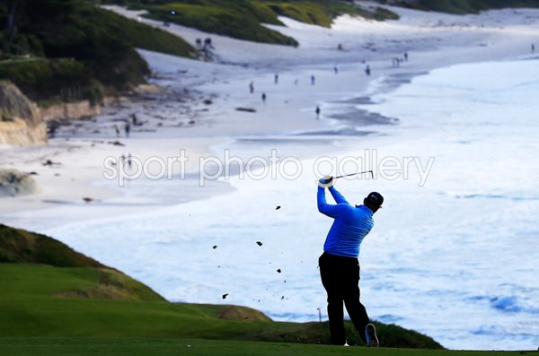 Ernie Els Pebble Beach Pro-Am California 2019