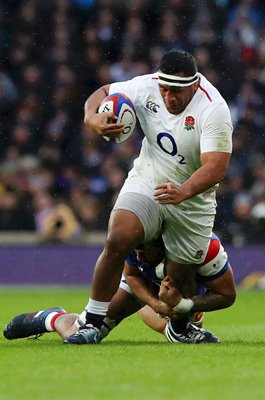 Mako Vunipola England v France Twickenham Six Nations 2019
