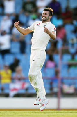 Mark Wood England 5 wickets v West Indies St Lucia 2019
