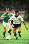 Gary Lineker England v Germany World Cup Semi Final 1990 Prints