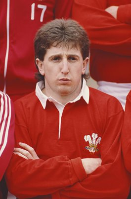 Jonathan Davies Wales Fly Half Five Nations 1988