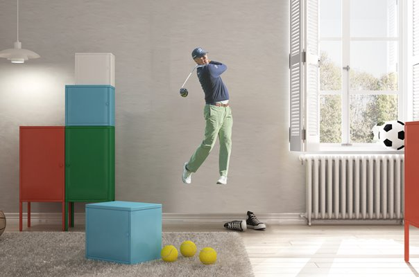 MATT KUCHAR USA MONTEREY PENINSULA COUNTRY CLUB 2019 WALL STICKER
