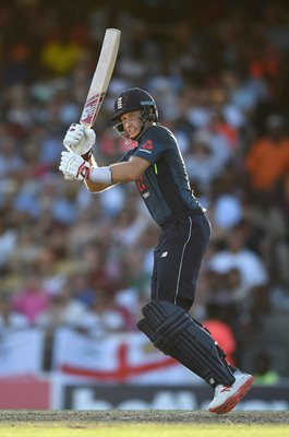 Joe Root England v West Indies ODI Barbados 2019