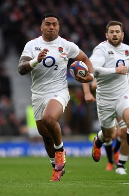 Manu Tuilagi England v Italy Six Nations Twickenham 2019