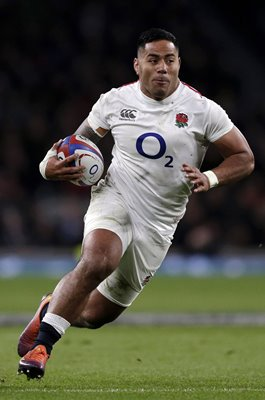 Manu Tuilagi England v Scotland Twickenham 6 Nations 2019